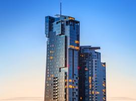 Apartment Golden Eye Gdynia Polonia