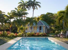 The Hermitage Inn Charlestown Saint Kitts and Nevis