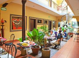 Hotel Photo: Hotel Los Balcones de Chinandega
