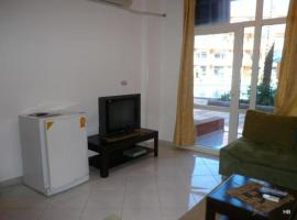 Two-Bedrooms Apartment at Oasis Resort Hurghada Egypte
