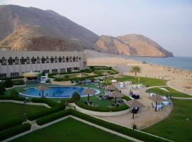 Hotel Foto: Golden Tulip Resort Dibba