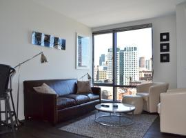 South End Luxury Apartment by SpareSuite Boston USA