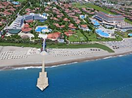 Sunrise Park Resort & Spa - Ultra All Inclusive Kizilagac Turkey