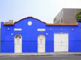 Blue House Backpackers Hostel ليما بيرو