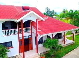 Hotel Photo: Tonga Holiday Villa