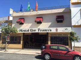 Hostal Bar Frances Guillena Spain