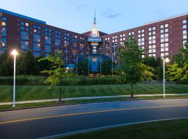 صور الفندق: Hilton Boston Logan Airport