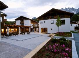 Zin Senfter Residence San Candido Italy