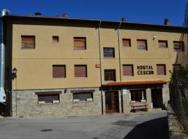 Hostal l'Escon Llanars Spain