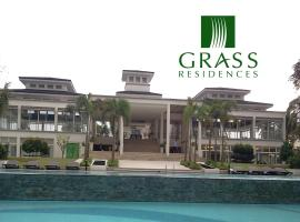 Condominium at Grass Residences Manila Philippines