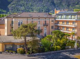 Hotel Unione Bellinzona Switzerland