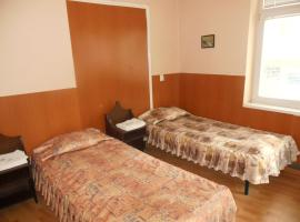 Praga Rooms Varna City Bulgaria
