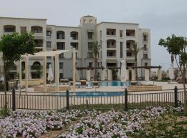 One-Bedroom Apartment at Marassi North Coast El Alamein Egypt