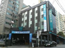 Carlton Hotel Sangbong Seoul South Korea