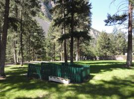 Gold Mountain Campground and Cabins Hedley Canada