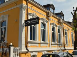 City House Hotel & Restaurant Ruse Bulgaria