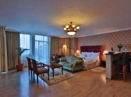 The Residence Suite Hotel Addis Ababa Ethiopia