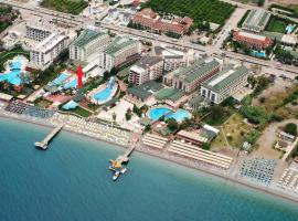 Hotel photo: Lims Bona Dea Beach Hotel