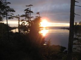 Hotel Photo: Reef Point Oceanfront Bed and Breakfast