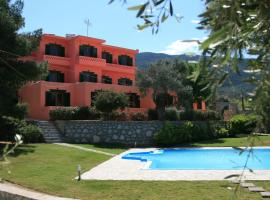 Hotel Photo: Aliki Beach Hotel