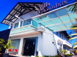 Villa Chocolate Lembang Indonesia