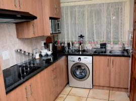 Kaya Ken Apartment Pretoria Güney Afrika