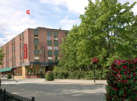 Thon Hotel Backlund Levanger Norway