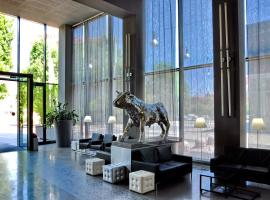 Hotel Photo: Art Hotel Olympic