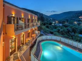 Fiscardo Bay Hotel Fiskardo Greece