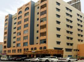 Aureate Hotel Apartment Dubai United Arab Emirates