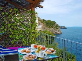 Bed and Breakfast Da Claudio Conca dei Marini Italy