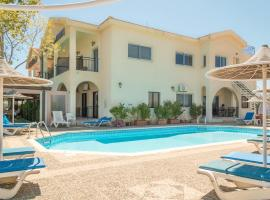 Hill View Hotel Apartments Pissouri Republic of Cyprus