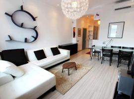Hotel photo: Four Squares Apartments Tverskaya