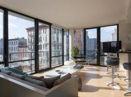 onefinestay – Downtown East apartments II,