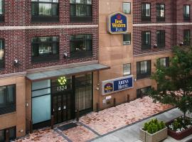 Best Western PLUS Arena Hotel Brooklyn USA