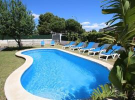 Three-Bedroom Apartment in Dalies Cambrils Spain