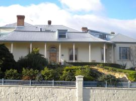 The Lodge on Elizabeth Bed & Breakfast Hobart Avustralya