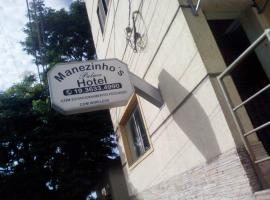 Hotel Photo: Manezinho's Palace Hotel