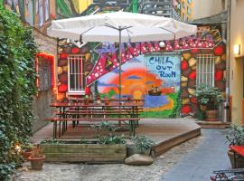 Alcatraz Backpacker Hostel Berlin Germany