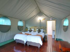 Monzi Safaris Tented Lodge Saint Lucia South Africa