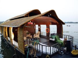 Our Houseboat Alleppey India