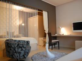 Boutique Hotel Arta Novi Sad Serbia