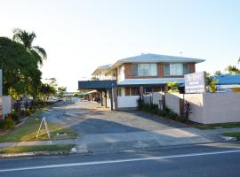 Hotel photo: Mackay Apartments The Rover