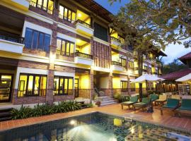 Motive Cottage Resort Khao Lak Thailand