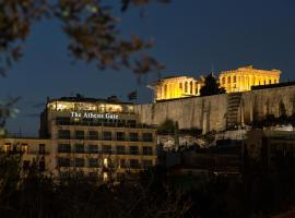 The Athens Gate Hotel Athens Greece