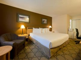 Riviera City Centre Inn, Downtown, Prince George Prince George カナダ