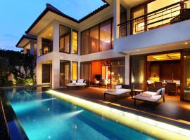 The Villas at Fairmont Sanur Beach Bali Sanur Indonesia