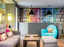 ibis Styles Paris Voltaire Republique パリ フランス