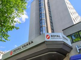 Hotel Photo: Original Sokos Hotel Royal Vaasa