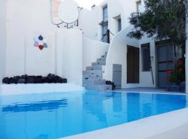 Hotel Photo: Timedrops Santorini Villas